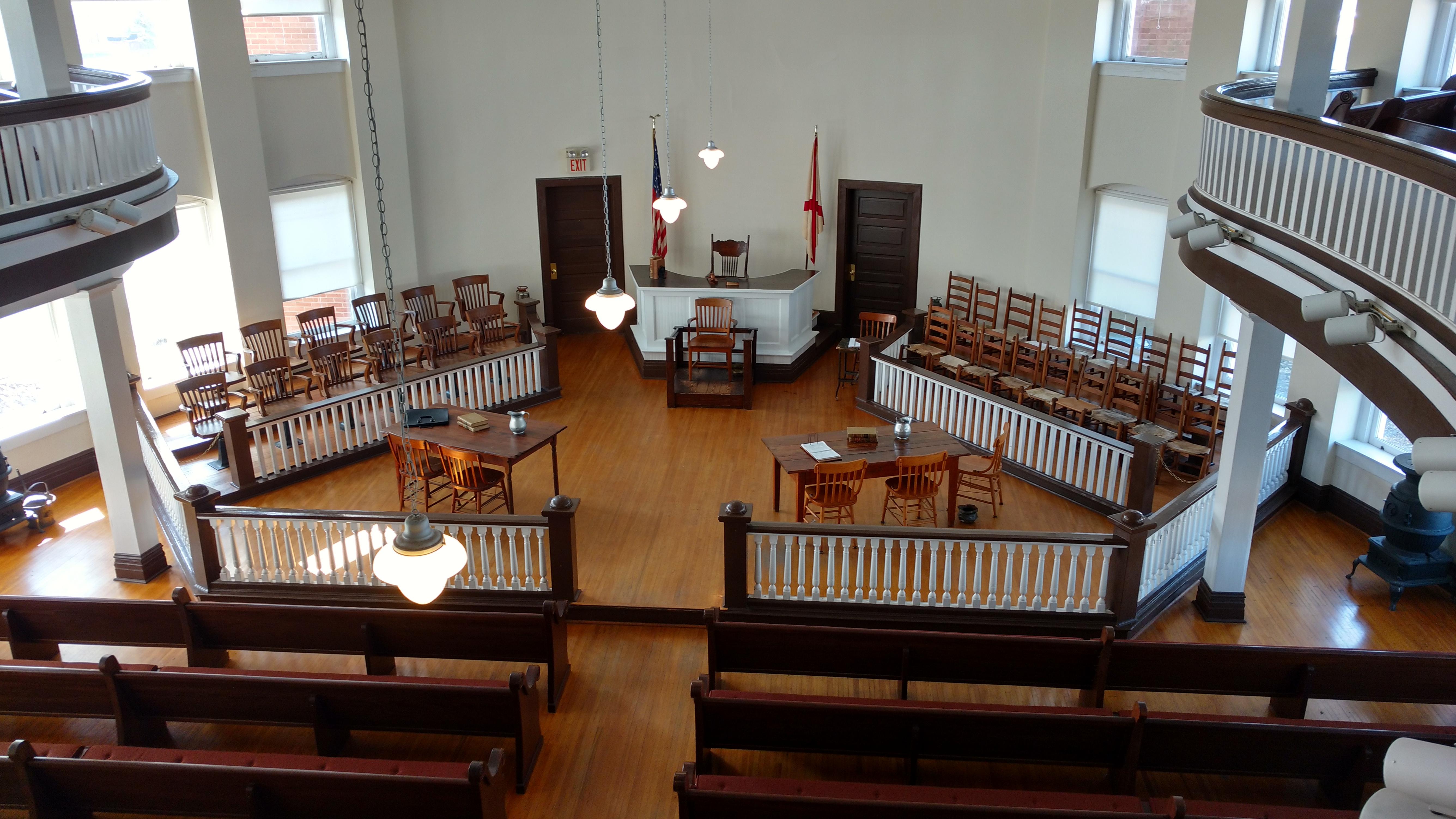 Monroeville-Courthouse-Courtroom-Van-Wersch-Writes