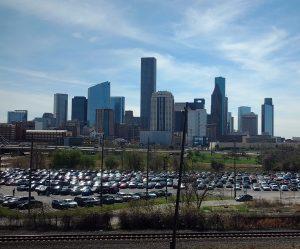 Skyline Houston Dowtown