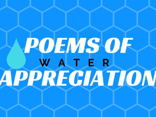 Poems Of Appreciation: Water