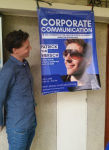 Patrick-Poster-Lecture-San-Carlos-Van-Wersch-Wrutes