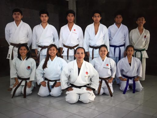 Empowering women in karate: Observing proper form in sports—and life