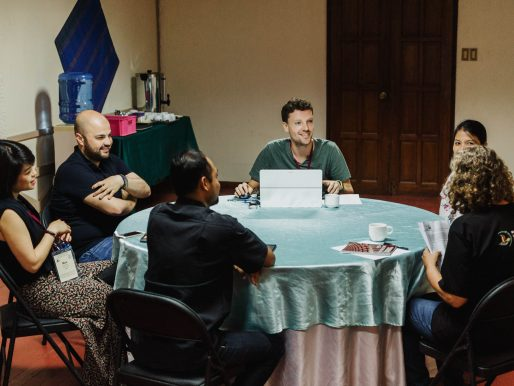 Two rounds of peacebuilders' talks