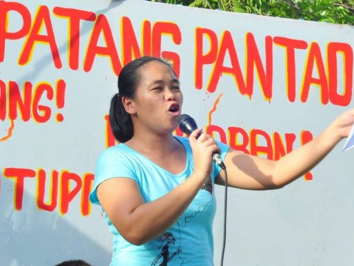 Janel, helping community voices echo even louder in Mindanao